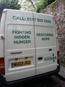 Food bank goals