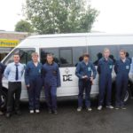 Handover to Duke of Edinburgh Award Scheme