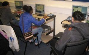 Pre driver training classroom - Hazard Awareness Training